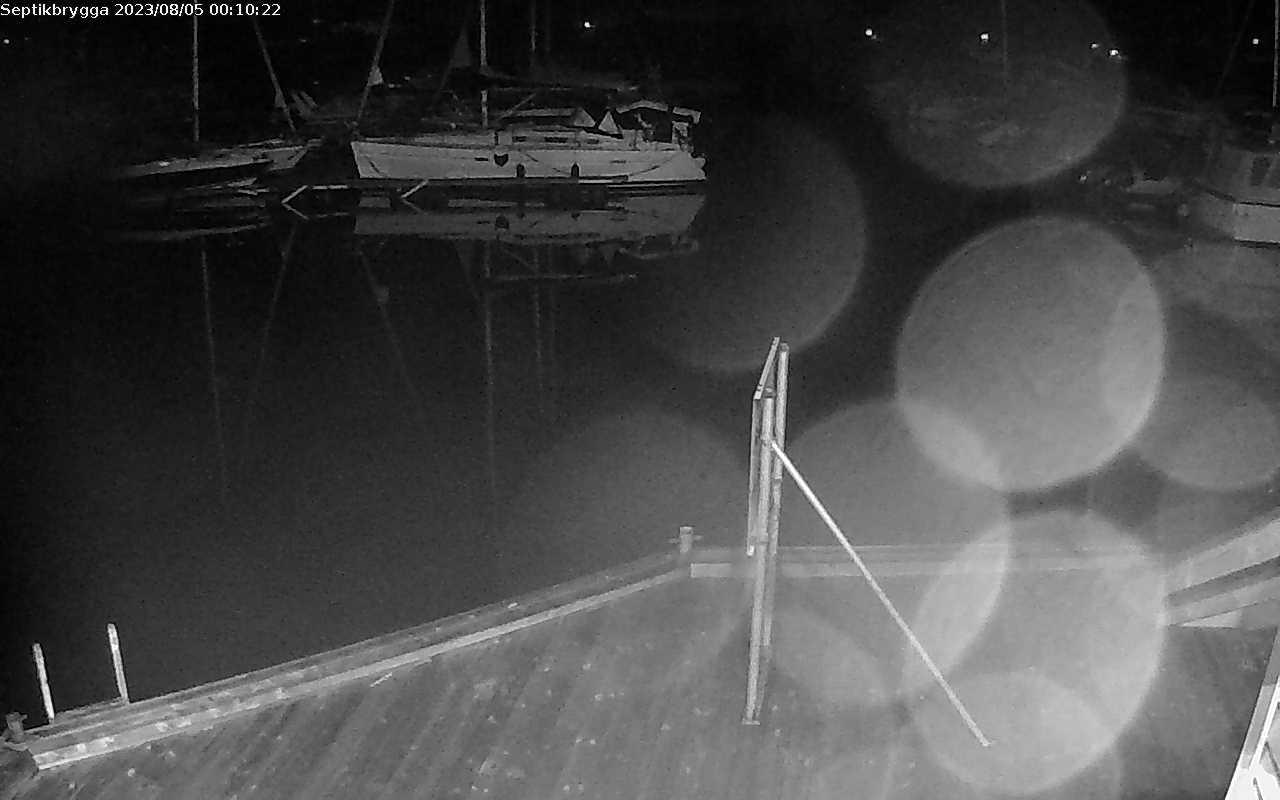 Son Gjestehavn - Tømmestasjon båtseptik